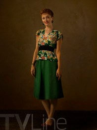 """MARVEL'S AGENT CARTER - ABC's """"Marvel's Agent Carter"""" stars Lotte Verbeek as Ana Jarvis. (ABC/Bob D'Amico)"""