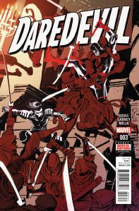 Daredevil #3 Cover