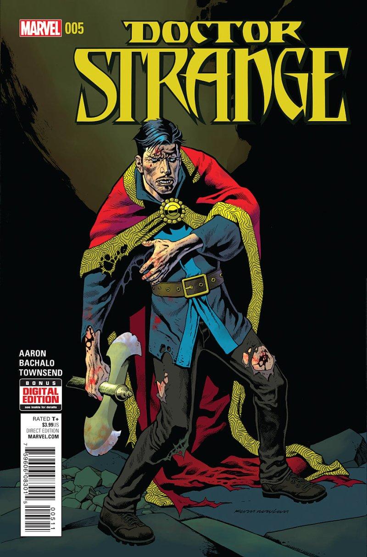 Doctor Strange #5 Cover