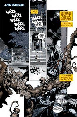 Doctor Strange #5 pg 2