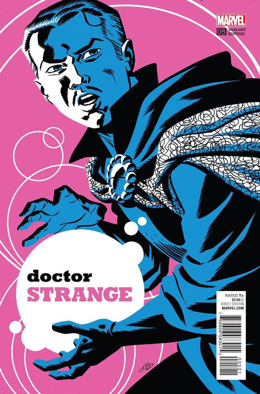 Doctor Strange #5 pg 6