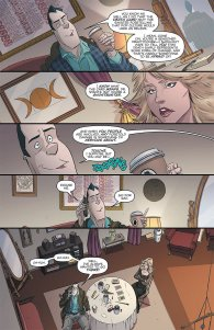 Ghostbusters Internation #1 pg 3