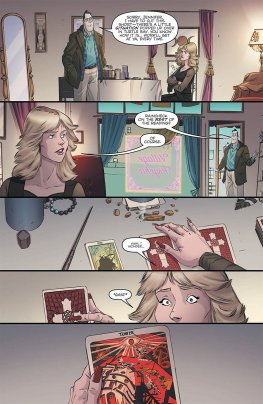Ghostbusters Internation #1 pg 4