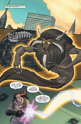 Ghostbusters Internation #1 pg 5