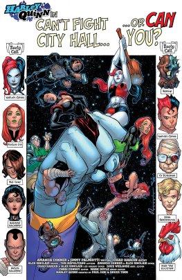 Harley Quinn 24 pg 1