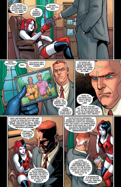 Harley Quinn 24 pg 3