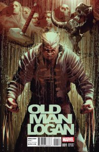 Old Man Logan #1 Cover 2
