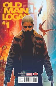 Old Man Logan #1 Cover