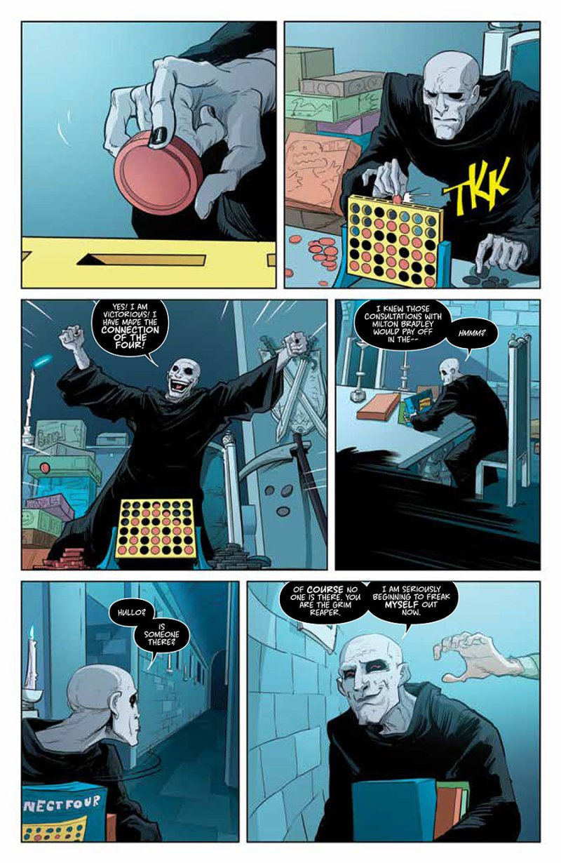 Bill and Ted Go to Hell #1 pg 2