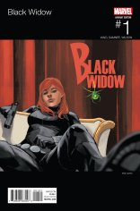 Black Widow #1 Cover 2