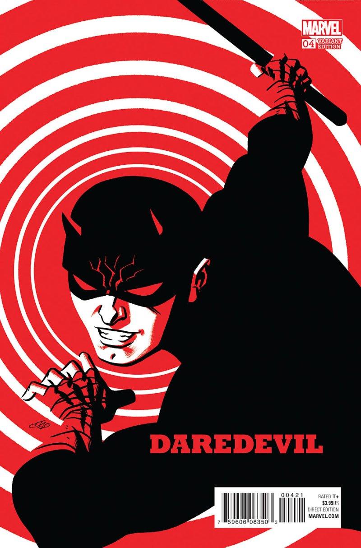 Daredevil #4 Cover 2
