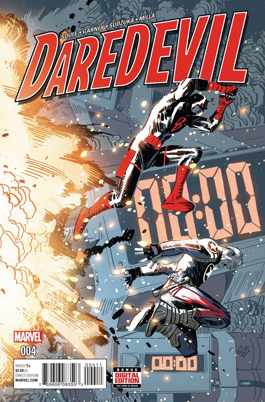 Daredevil #4 Cover