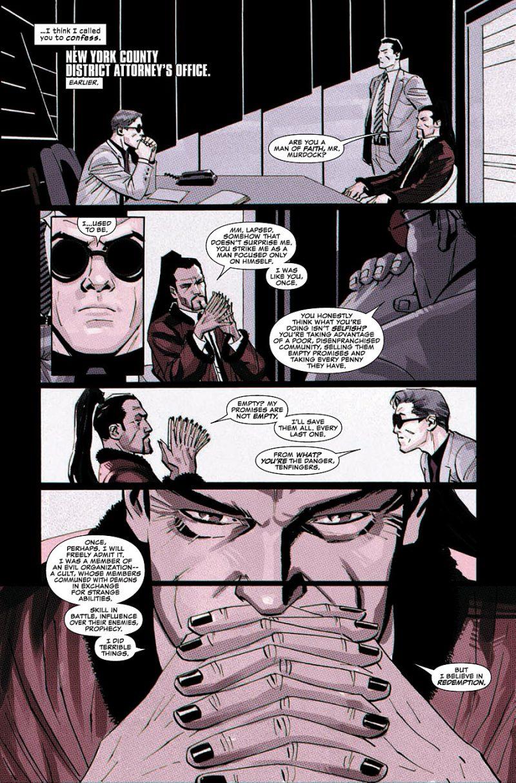 Daredevil #4 page 5