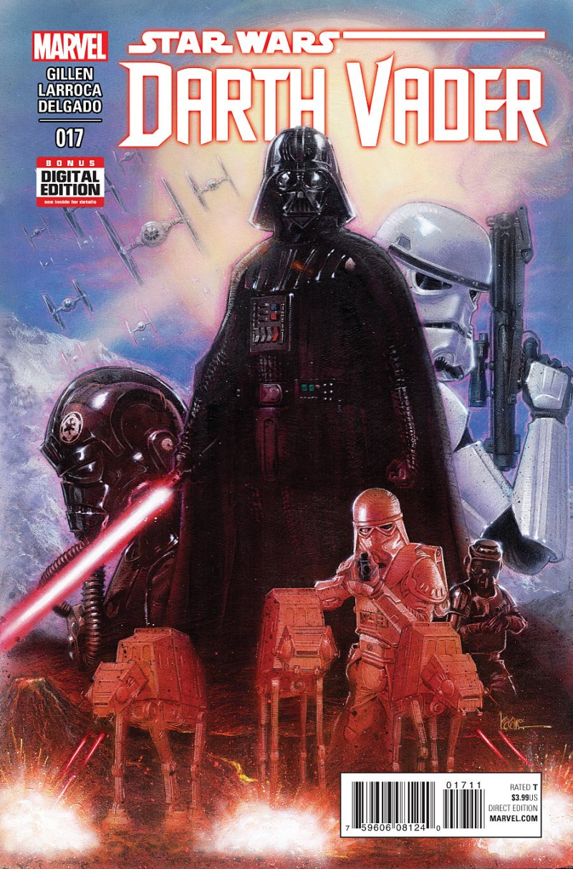 Darth Vader #17 Cover