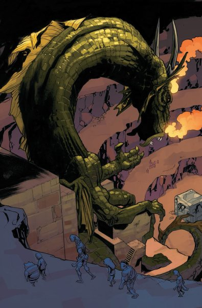 Drax #4 page 3