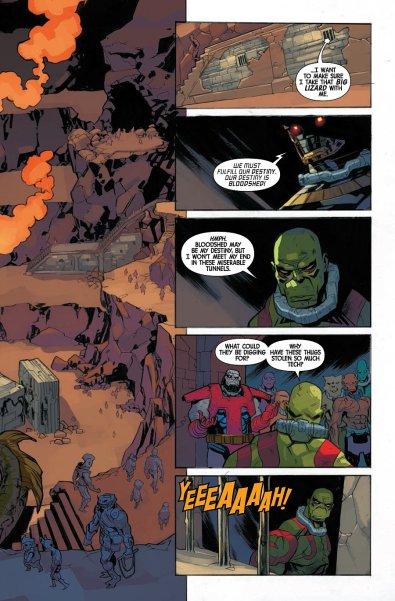 Drax #4 page 4