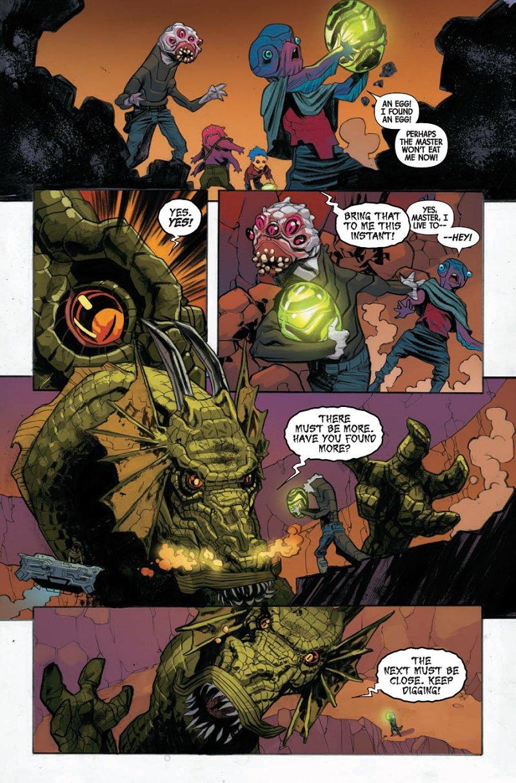Drax #4 page 5