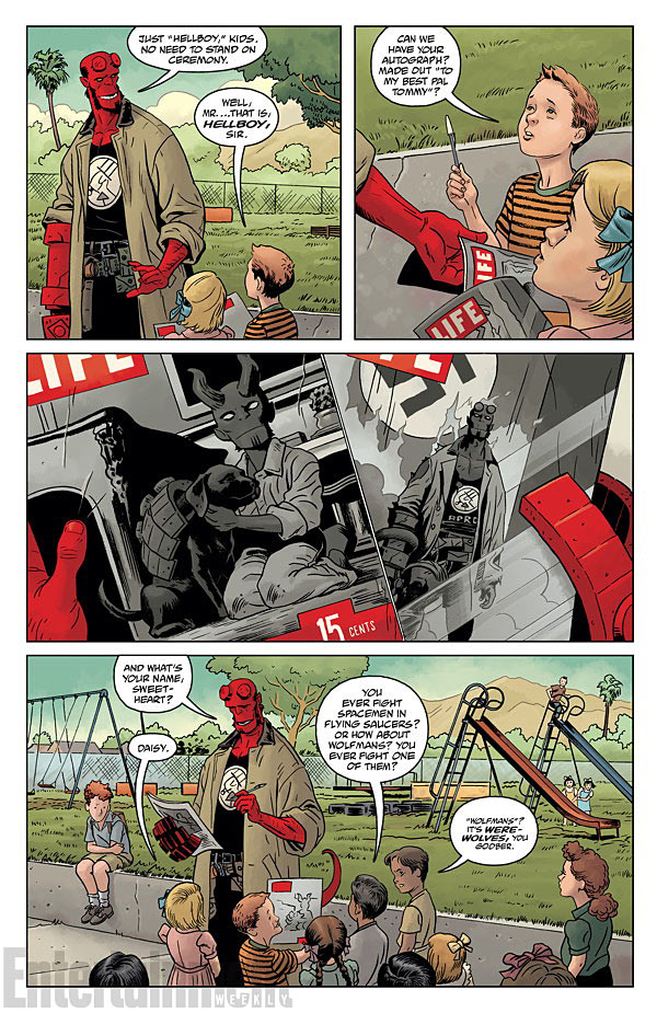 HELLBOY AND THE B.P.R.D.- 1953 - BEYOND THE FENCES #1 page 6