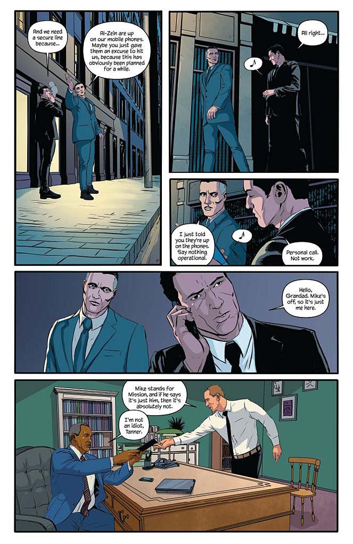 James Bond #4 pg 2