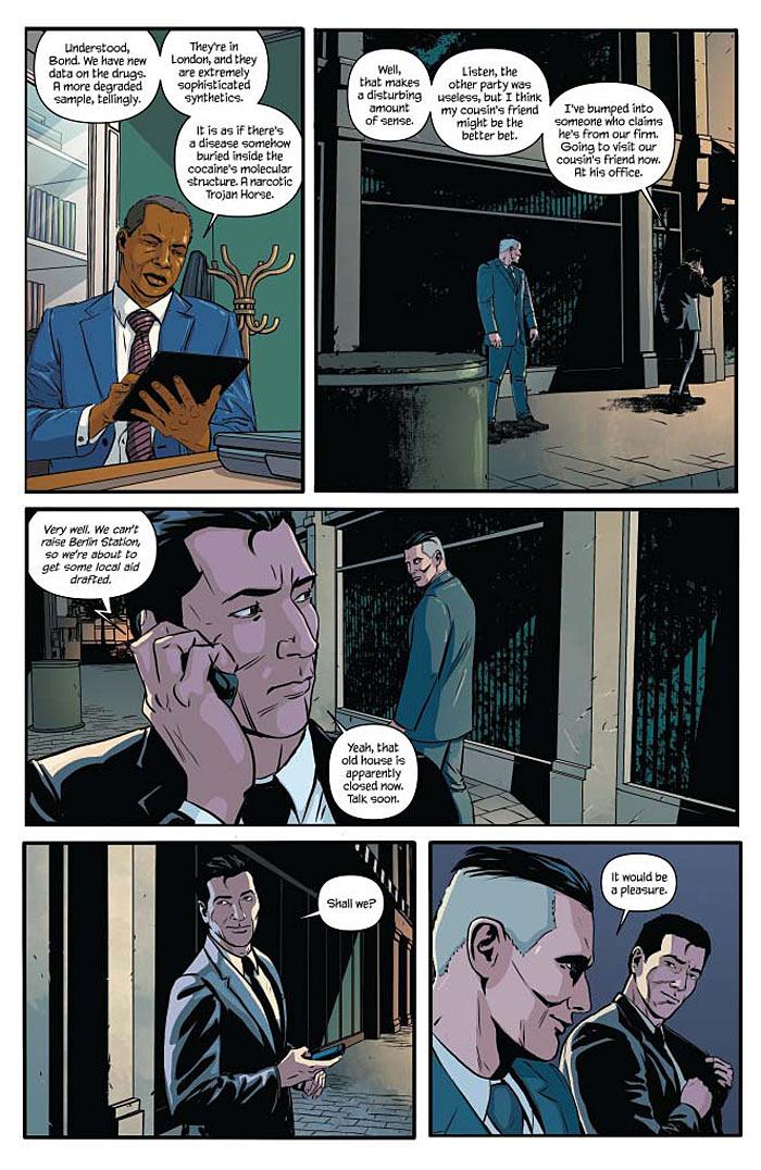 James Bond #4 pg 3