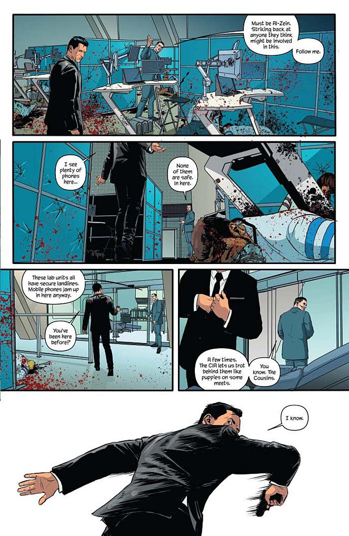 James Bond #4 pg 5