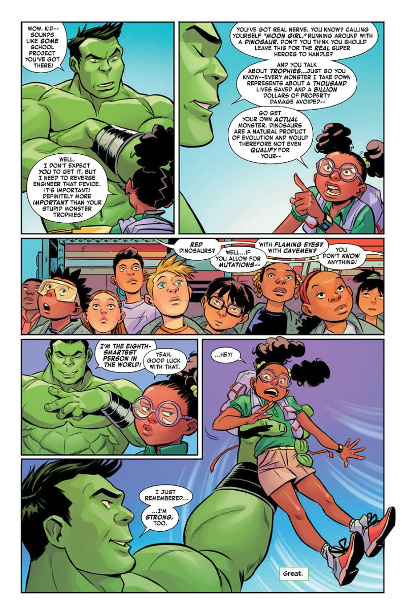 Moon Girl and Devil Dinosaur #4 page 3