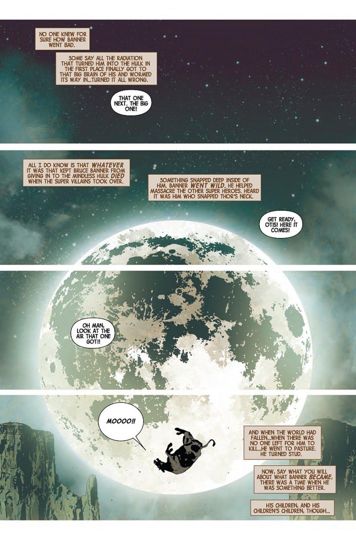 Old Man Logan #2 pg 2
