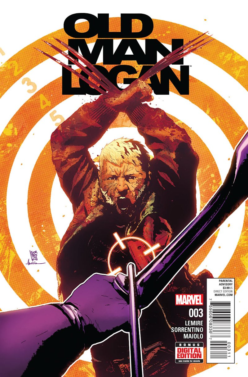 Old Man Logan #3 Coverjpg