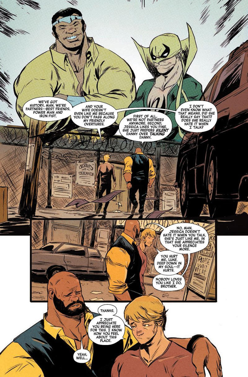 Power Man and Iron Fist #1 pg 3