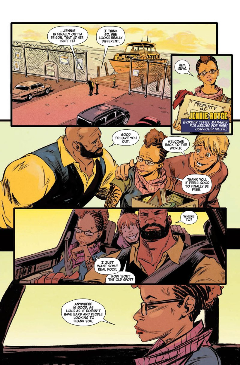 Power Man and Iron Fist #1 pg 5