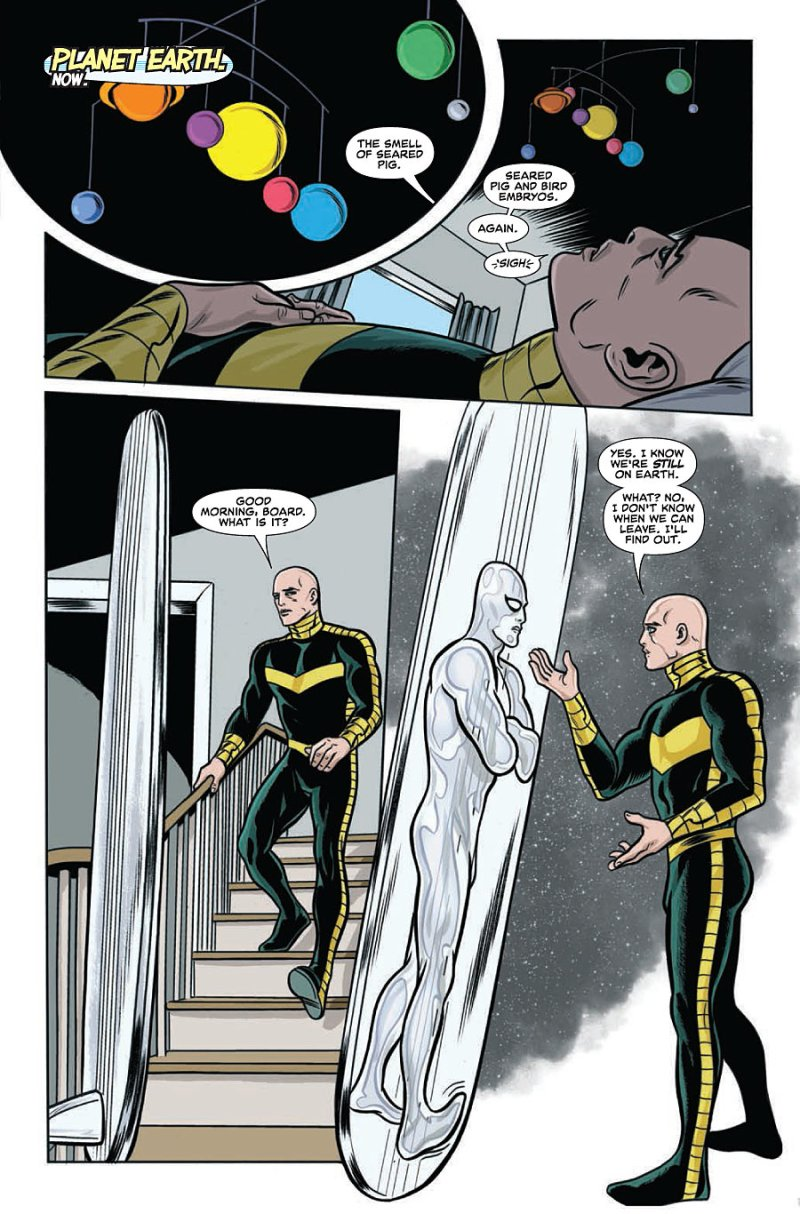 Silver Surfer #2 page 4