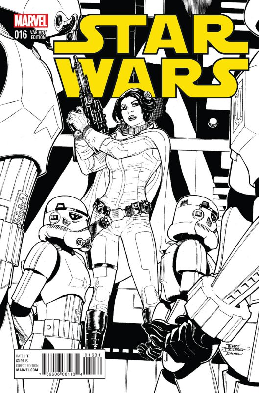 Star Wars #16 Cover 4