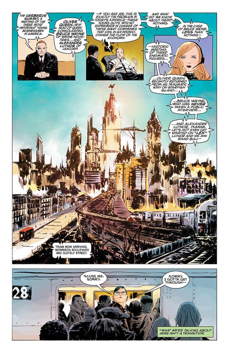 Superman American Alien #4 page 2