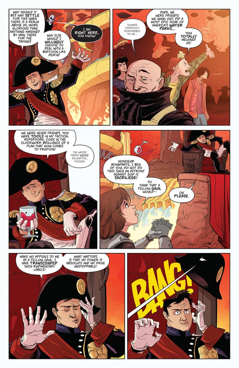 Bill and Ted Go to Hell #2 page 4