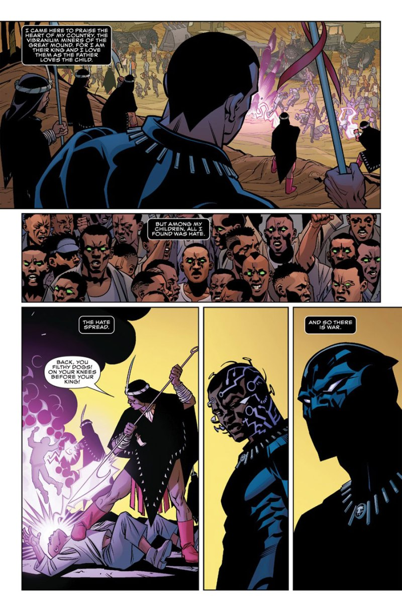 Black Panther #1 page 3