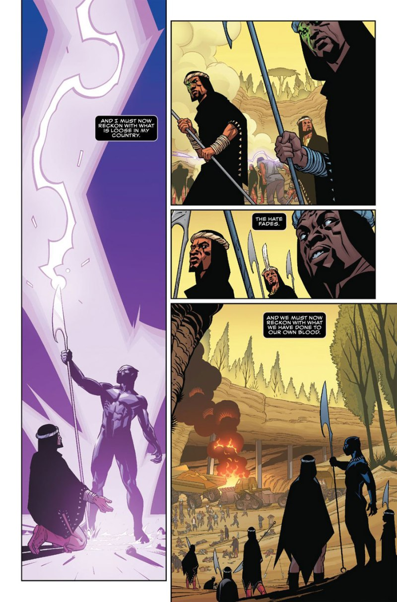Black Panther #1 page 6