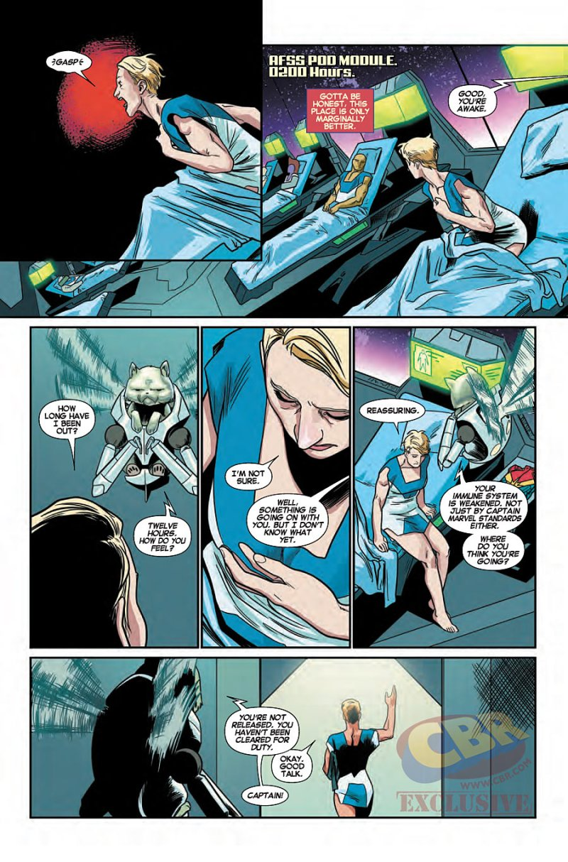 Captain Marvel #3 page 3