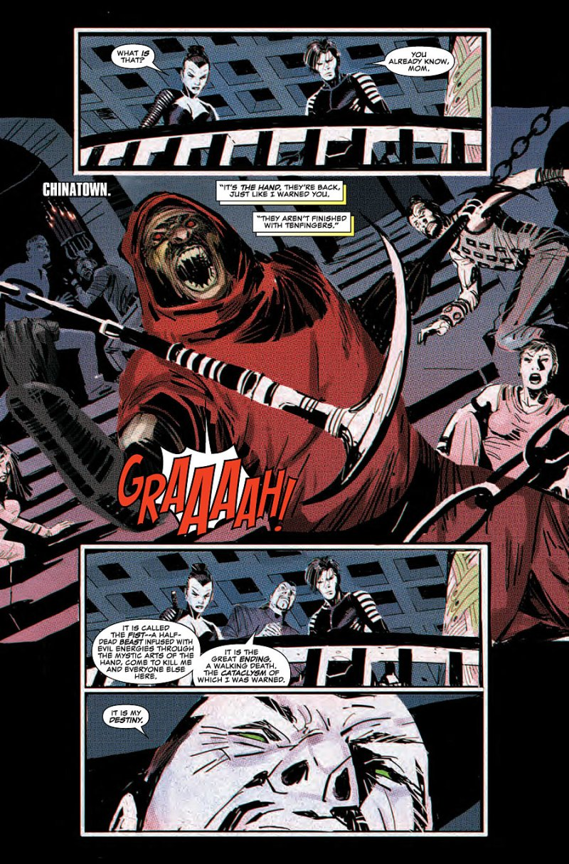 Daredevil #5 Page 2