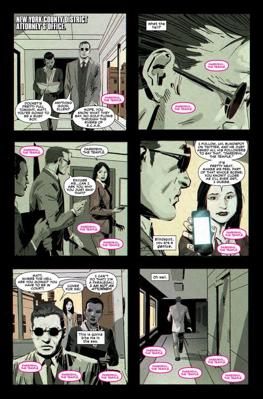 Daredevil #5 Page 5