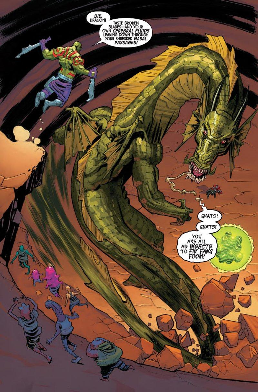 Drax #5 Page 2
