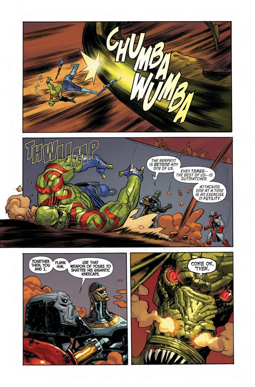 Drax #5 Page 3