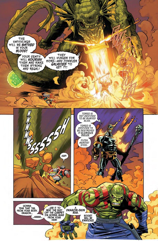 Drax #5 Page 4