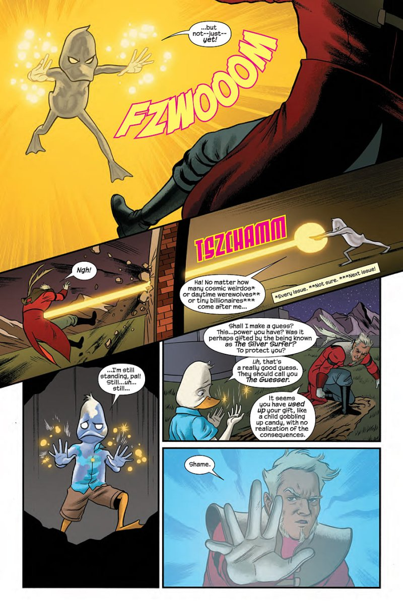 Howard the Duck #5 page 4