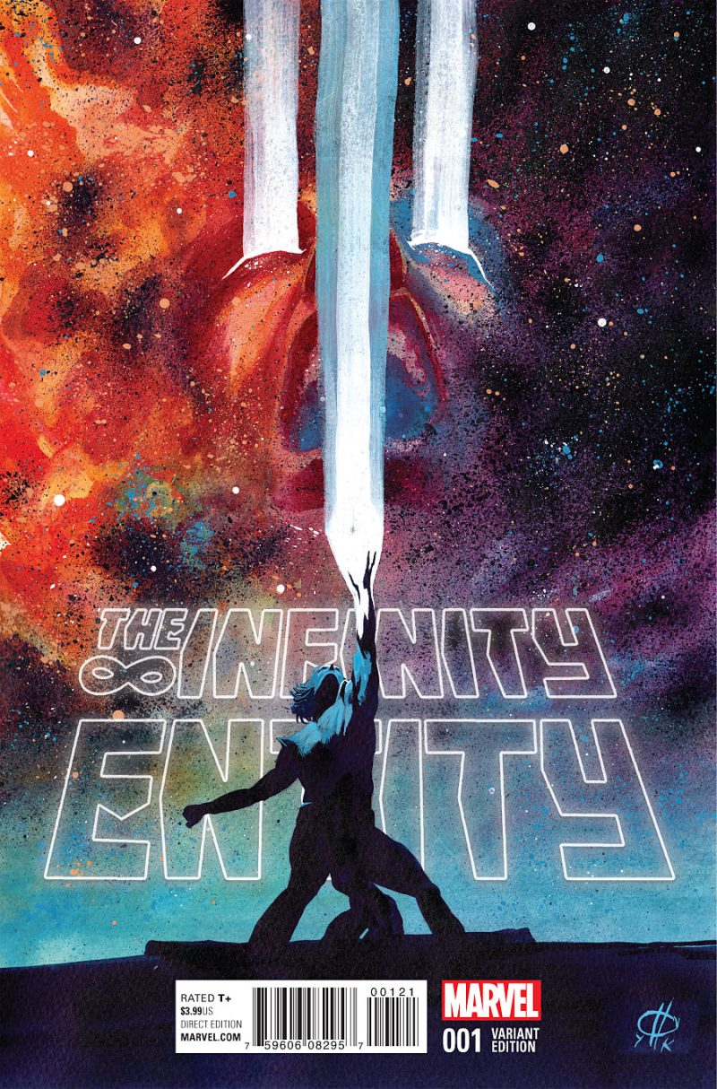 Infinity Entity #1 Cover #2