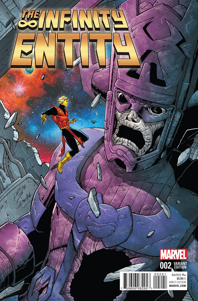 Infinity Entity #2 Cover #2