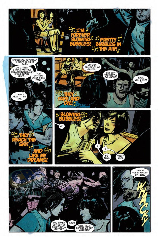Internationa Iron man #1 page 5