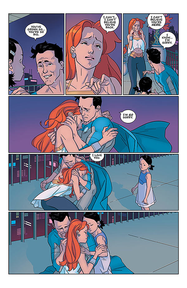 Invincible #127 page 3