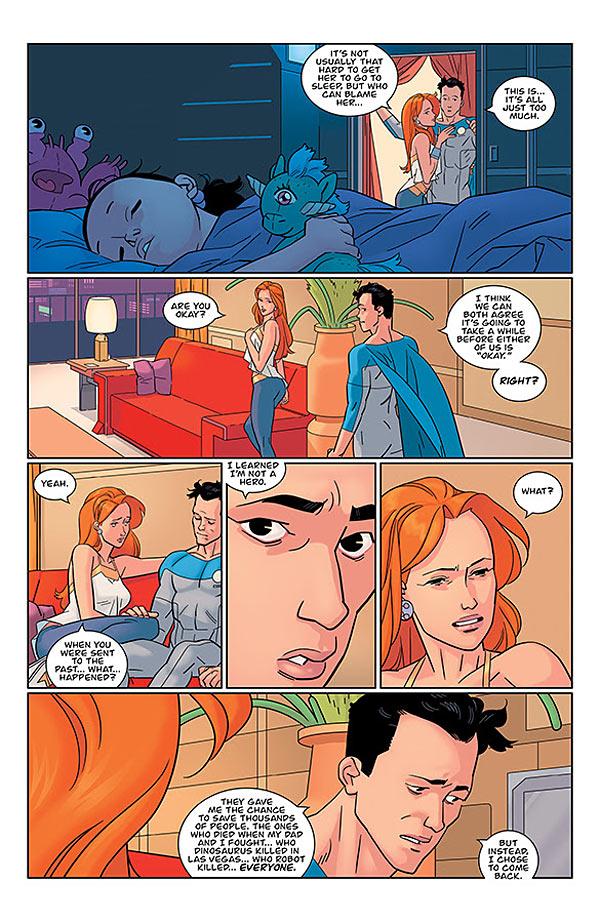 Invincible #127 page 4