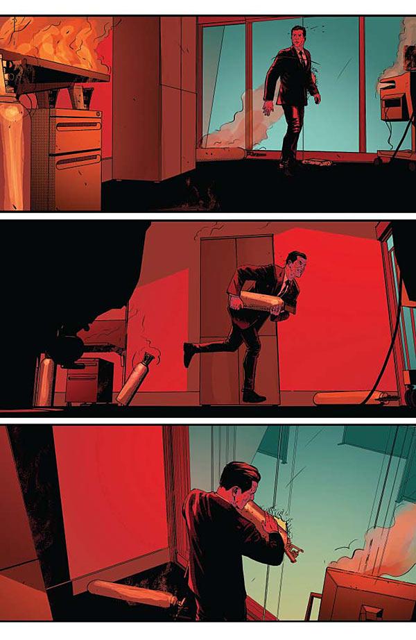 James Bond #5 page 1