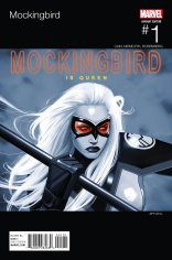 Mockingbird #1 Cover 3
